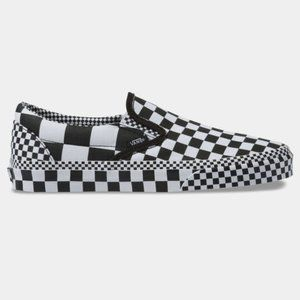 VANS All Over Checkerboard Classic Slip-On Shoes